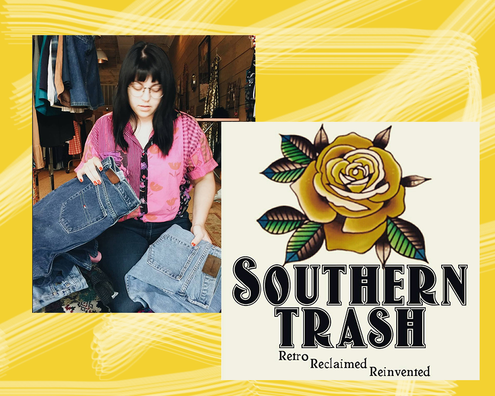 Starting Southern Trash and doing your own thing: A chat with Milly Baine