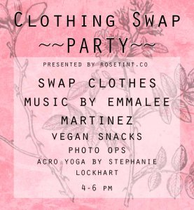 swap party flyer final
